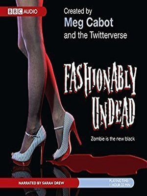 cover image of Fashionably Undead
