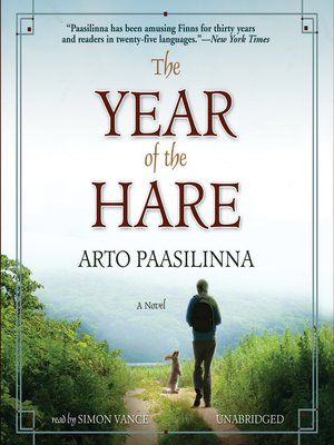 cover image of The Year of the Hare