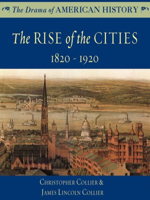 cover image of The Rise of the Cities