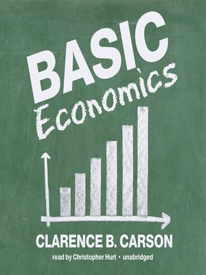 cover image of Basic Economics