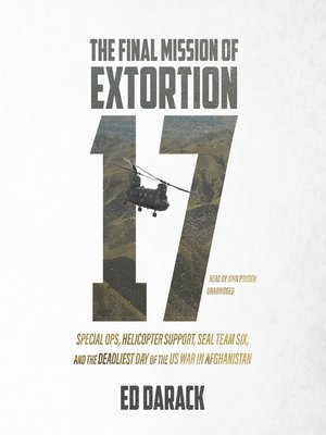 cover image of The Final Mission of Extortion 17