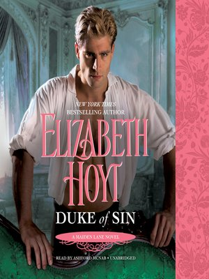 cover image of Duke of Sin