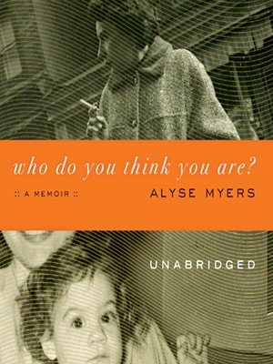 cover image of Who Do You Think You Are?