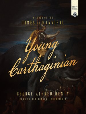cover image of Young Carthaginian