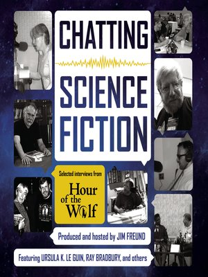 cover image of Chatting Science Fiction