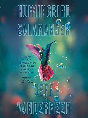 cover image of Hummingbird Salamander