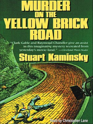 cover image of Murder on the Yellow Brick Road