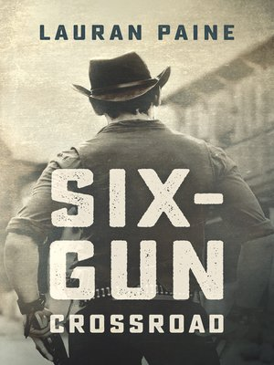cover image of Six-Gun Crossroad