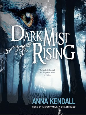 cover image of Dark Mist Rising