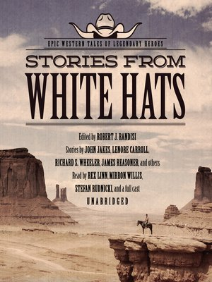cover image of Stories from White Hats