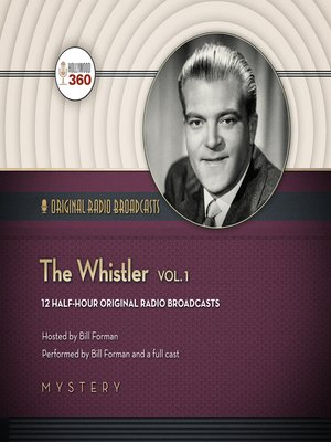 cover image of The Whistler, Volume 1