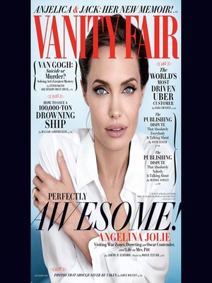 cover image of Vanity Fair: December 2014 Issue