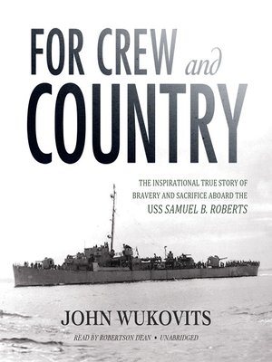 cover image of For Crew and Country