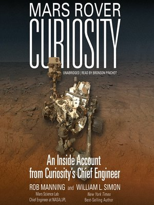 cover image of Mars Rover Curiosity