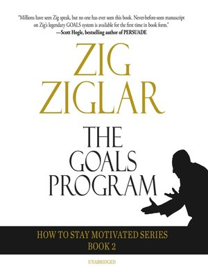 cover image of The Goals Program