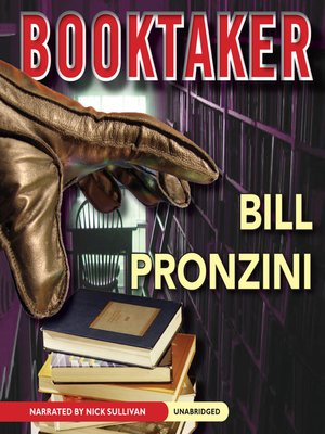 cover image of The Booktaker