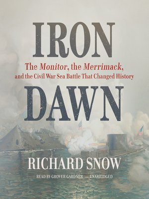 cover image of Iron Dawn