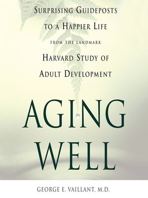 cover image of Aging Well