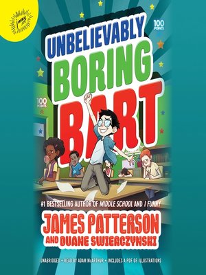 cover image of Unbelievably Boring Bart