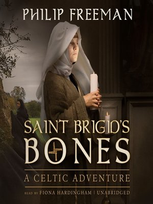 cover image of Saint Brigid's Bones