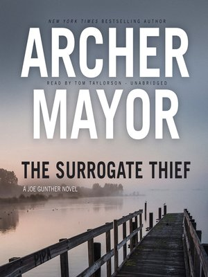 cover image of The Surrogate Thief