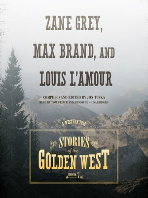 cover image of Stories of the Golden West, Book 7