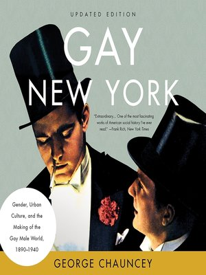 cover image of Gay New York