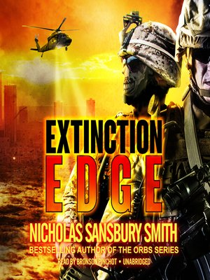 cover image of Extinction Edge