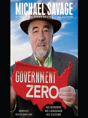 cover image of Government Zero