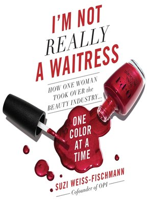 cover image of I'm Not Really a Waitress