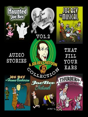 cover image of A Joe Bev Cartoon Collection, Volume 2