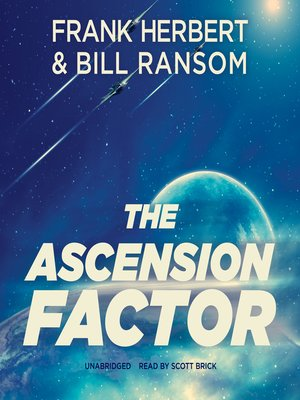 cover image of The Ascension Factor