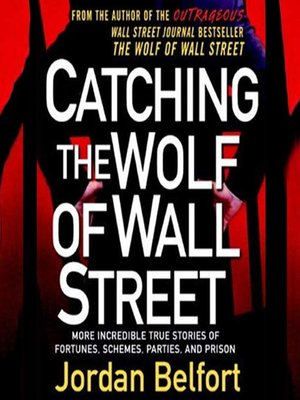 cover image of Catching the Wolf of Wall Street