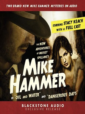 cover image of The New Adventures of Mickey Spillane's Mike Hammer, Volume 1