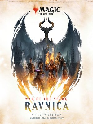 cover image of War of the Spark: Ravnica