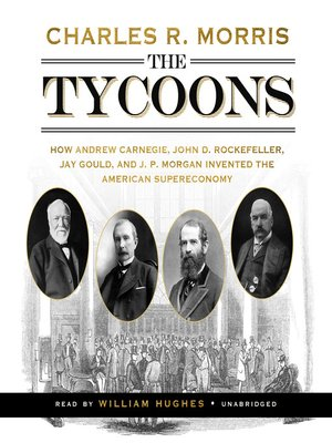 cover image of The Tycoons