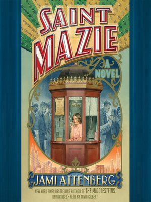 cover image of Saint Mazie