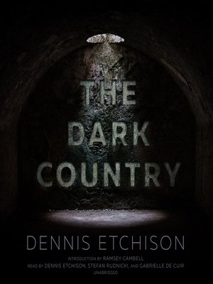 cover image of The Dark Country