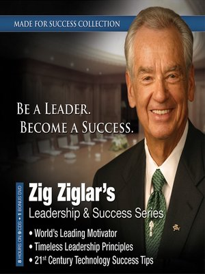 cover image of Zig Ziglar's Leadership & Success Series