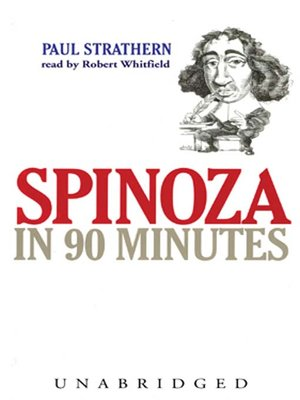 cover image of Spinoza in 90 Minutes