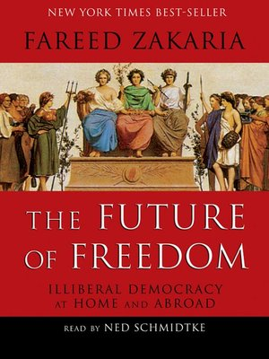 cover image of The Future of Freedom