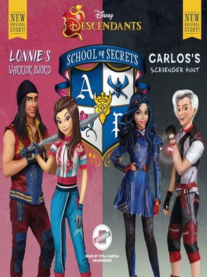 cover image of Lonnie's Warrior Sword & Carlos's Scavenger Hunt