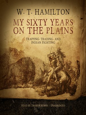 cover image of My Sixty Years on the Plains
