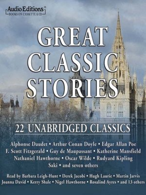 cover image of Great Classic Stories