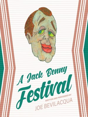 cover image of A Jack Benny Festival