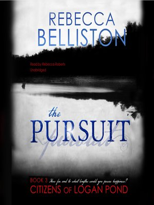 cover image of The Pursuit