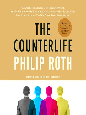 cover image of The Counterlife