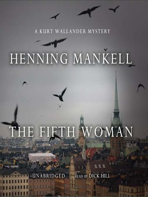 cover image of The Fifth Woman