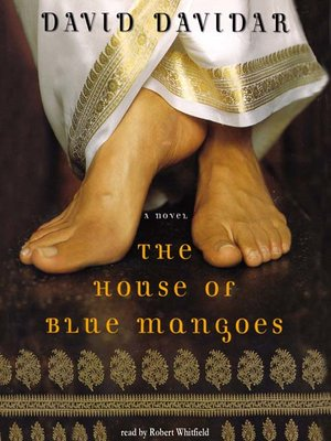 cover image of The House of Blue Mangoes