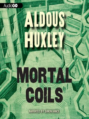 cover image of Mortal Coils